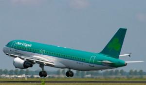 Avión Aer Lingus