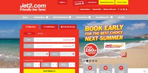 jet2com website