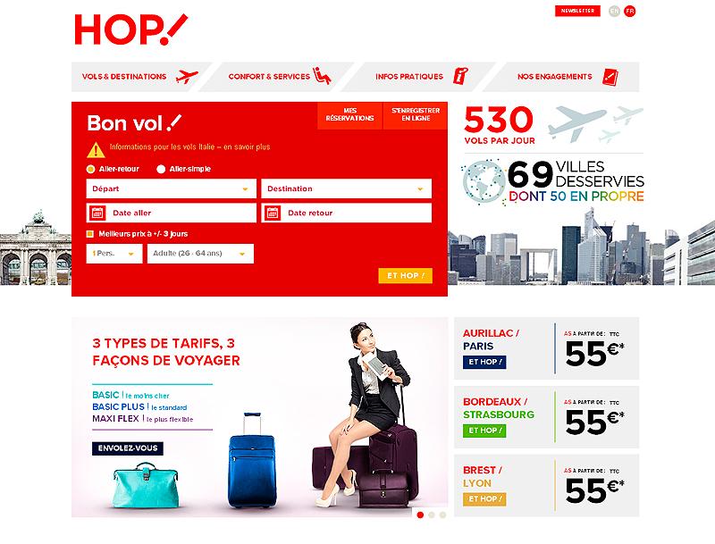 HOP-aerolinea-lowcost