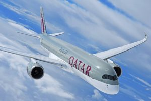 Aeronave de Qatar Airways