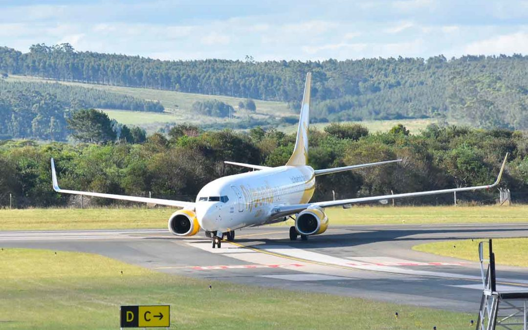 Puesta en marcha de nuevas rutas de Flybondi