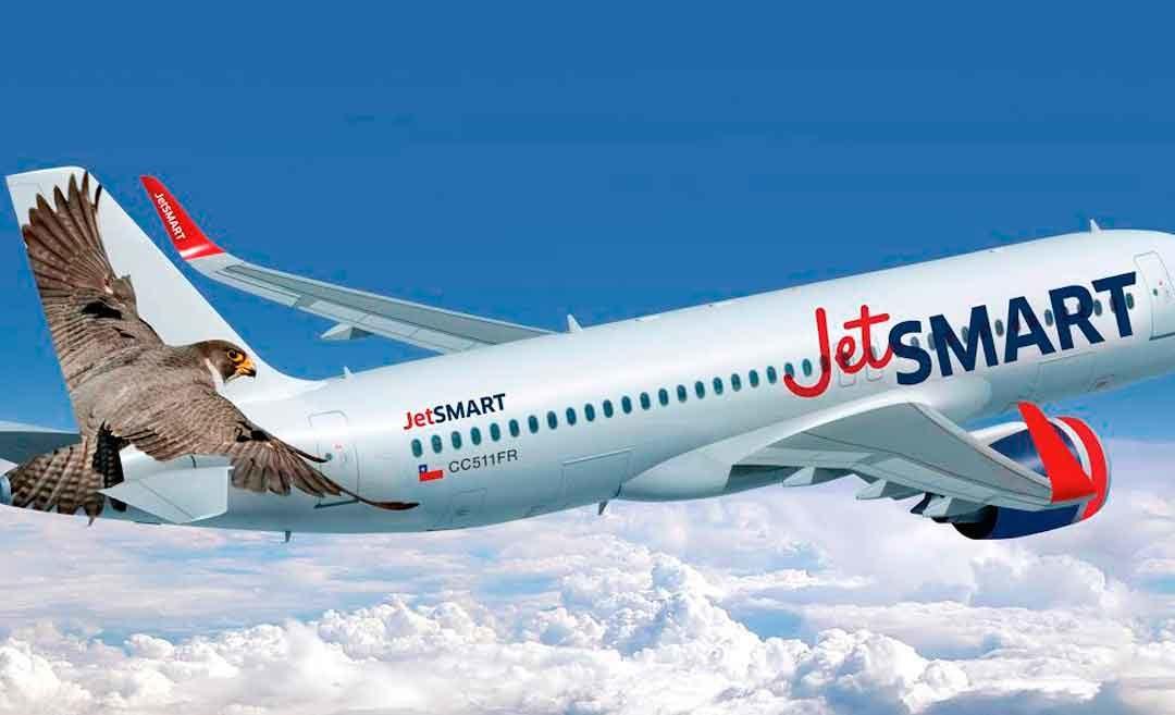 La aerolínea de bajo costo JetSmart volará en Brasil
