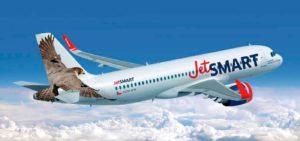 Avión de Jetsmart