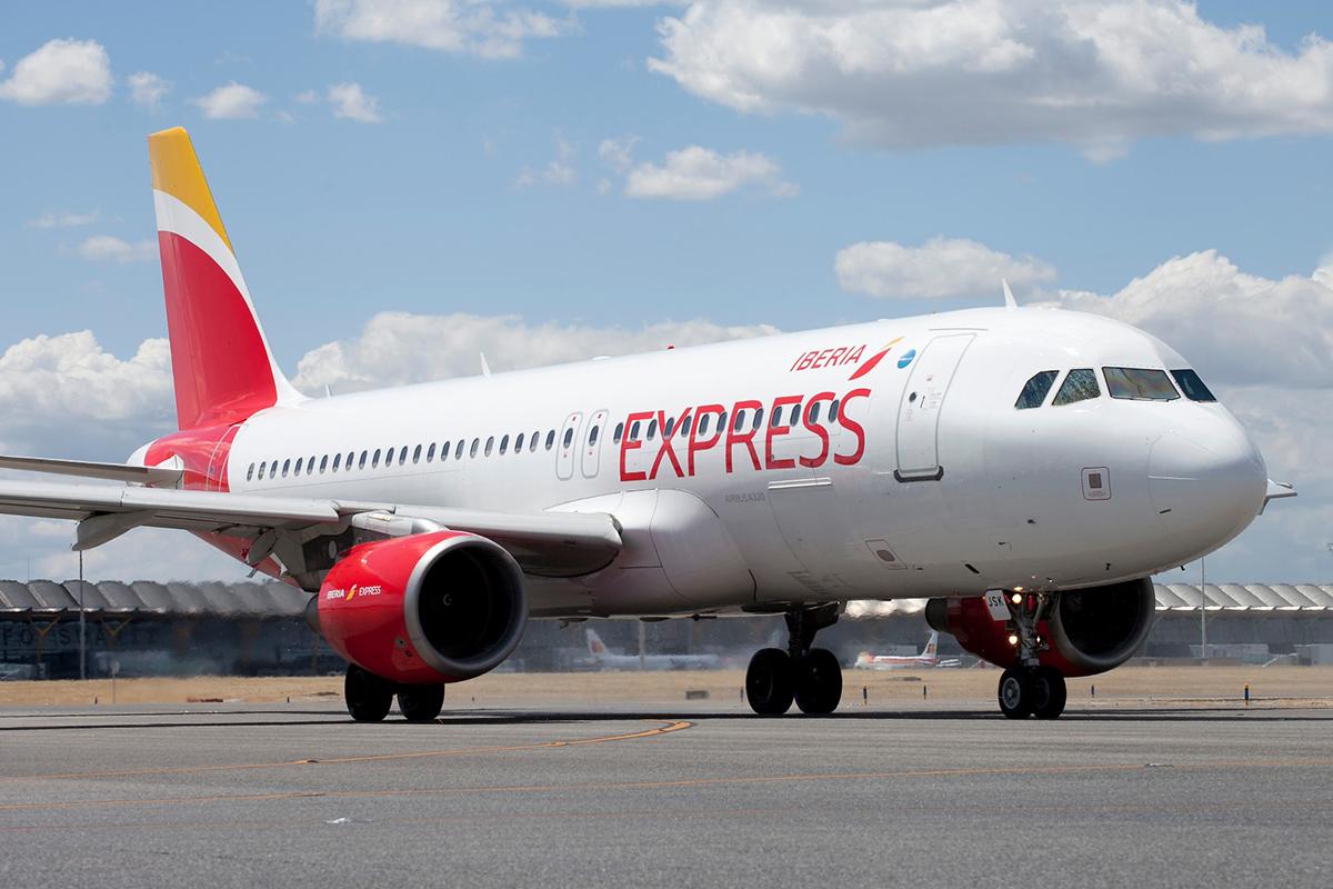 Iberia Express, aerolínea low cost más puntual del mundo en 2018
