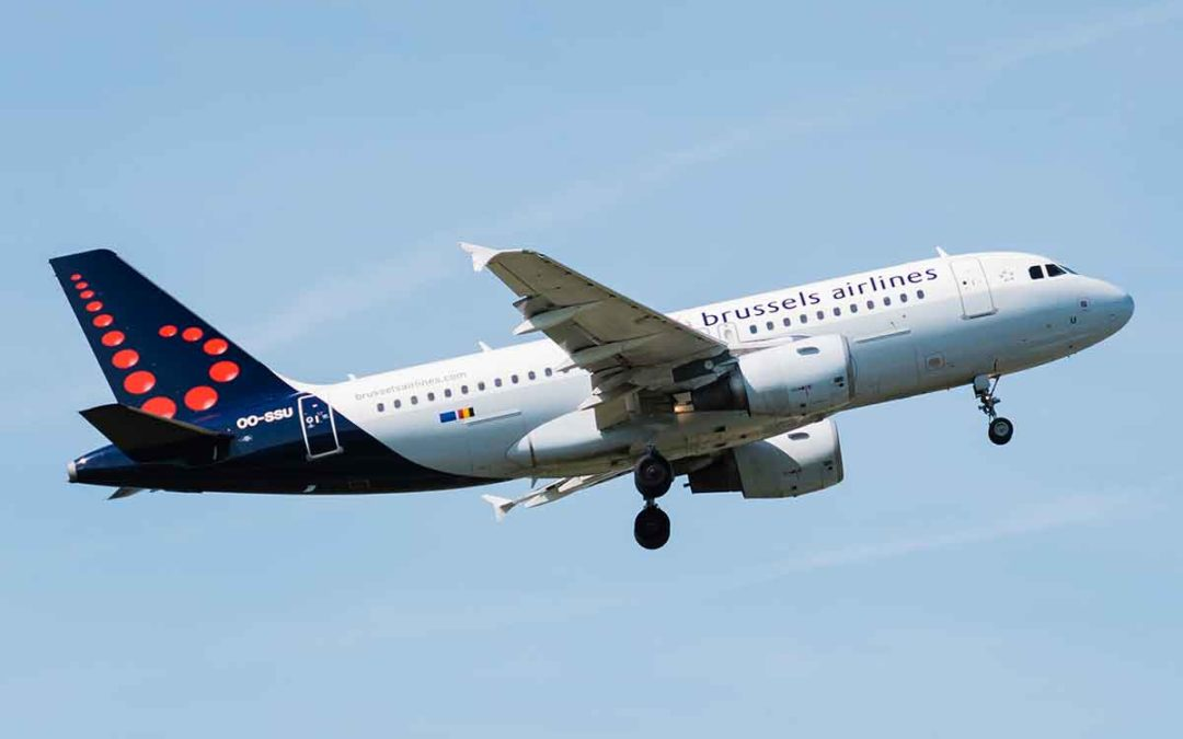 Cerveza y chocolate gratis en la nueva Clase Business de Brussels Airlines