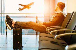 Volar aeropuerto
